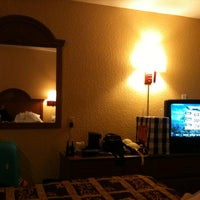 Photo taken at Days Inn Orlando/International Drive by Tamara B. on 3/19/2012