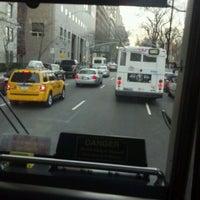 Photo taken at BM1, BM2, BM3, BM4, BM5 MTA Express Bus by Lisa S. on 12/9/2011