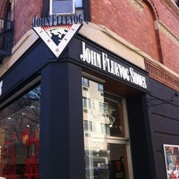 Photo taken at John Fluevog Shoes by Whit T. on 3/27/2012