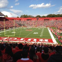 Photo taken at High Point Solutions Stadium by Ryan F. on 10/15/2011