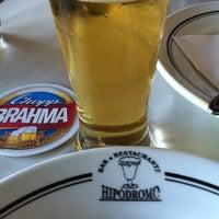 Photo taken at Bar e Restaurante Hipódromo by Marcio L. on 9/3/2011
