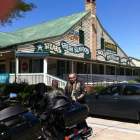 Photo taken at Landry's Seafood House by Andrea M. on 3/23/2012