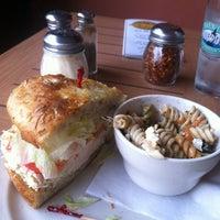 Photo taken at Fat Tony's Italian Pub by Justin S. on 4/20/2012