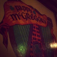 Photo taken at Pappy McGregor's Pub & Grill by Marcus B. on 4/26/2012