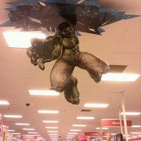 Photo taken at Target by Xavier M. on 4/20/2012