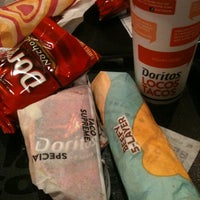 Photo taken at Taco Bell by Aaron M. on 3/27/2012