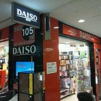 Photo taken at ダイソー 関西エアポート店 (DAISO) by Tatsuya D. on 12/18/2011