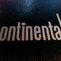 Photo taken at Continental Modern Pool Lounge by Patrick P. on 11/7/2011