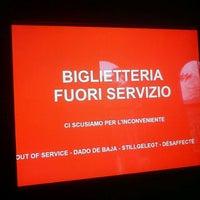 Photo taken at Stazione Vittorio Veneto by Gabriele K. on 3/3/2012