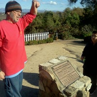Photo taken at San Andres Fault by Dwight M. on 11/19/2011
