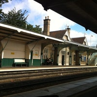 Photo taken at Beeston Railway Station (BEE) by Dan C. on 8/25/2011