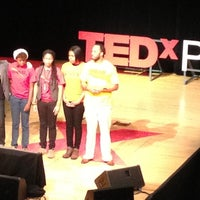 Photo taken at TEDxPhilly by Kara L. on 11/8/2011