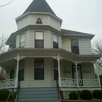 Photo taken at Delta Chi Headquarters by Steven A. on 11/25/2011