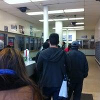 Photo taken at US Post Office - Morningside Station by Kassaundra G. on 3/3/2012