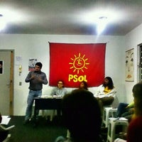 Photo taken at Sede do PSOL Curitiba by Peterson P. on 9/1/2011