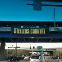 Photo taken at Heinz Field by ¢няιѕ . on 11/5/2011