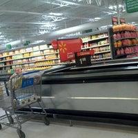 Photo taken at Walmart Supercenter by Tony H. on 10/8/2011