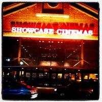 Photo taken at Showcase Rosario by Sir Chandler on 9/11/2011