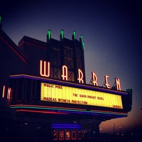 Photo taken at Warren Theatre by Daniel on 7/25/2012