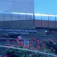 Photo taken at St. Clair County Courthouse by Tiare V. on 6/29/2012