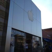 Photo taken at Apple by Chris J. on 3/17/2012