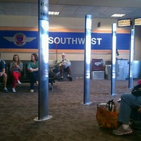 Photo taken at Concourse C by Heidi C. on 9/4/2012