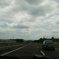 Photo taken at A7 - Uscita «Serravalle Scrivia» by Federica A. on 6/9/2012