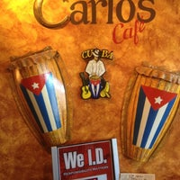 Photo taken at Carlos Cafe by Antonio P. on 4/7/2012