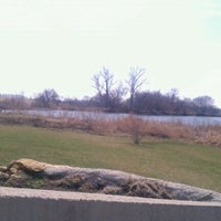 Photo taken at Moss Pond by Lowdown K. on 3/16/2011