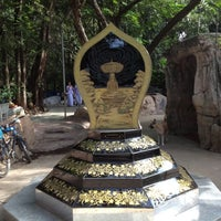 Photo taken at Wat Sangkhathan by siriraksa p. on 6/11/2012