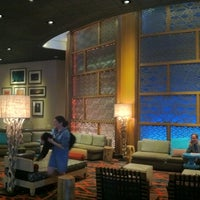 Photo taken at Hyatt Regency Phoenix by Kristina S. on 10/14/2011