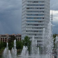 Photo taken at International Telecommunication Union by Adam R. on 5/5/2012