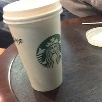 Photo taken at Starbucks by Mariya M. on 6/28/2012
