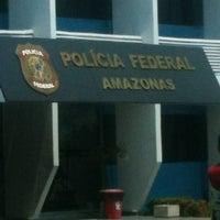 Photo taken at Departamento de Polícia Federal - Superintendência no Estado do Amazonas by Jorge L. on 8/20/2012