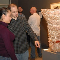 Photo taken at Islander Art Gallery by Texas A&M University-Corpus Christi on 2/9/2011
