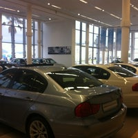 Photo taken at BMW SMG by Janine B. on 7/24/2012
