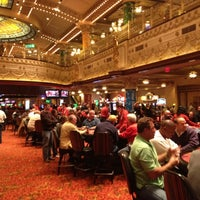 Photo taken at Ameristar Casino by Matthew L. on 12/17/2011