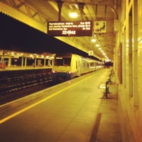 Photo taken at Cardiff Central Railway Station (CDF) by Miles N. on 8/10/2012