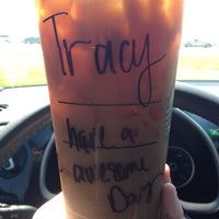 Photo taken at Starbucks by Tracy R. on 3/25/2012