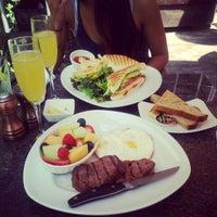 Photo taken at Desert Rose Restaurant by Miss C. on 6/3/2012