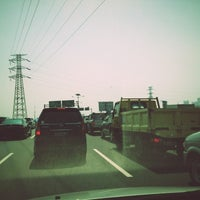 Photo taken at Tol Dalam Kota Pluit | Arah Tj Priok by Bobby on 6/21/2012