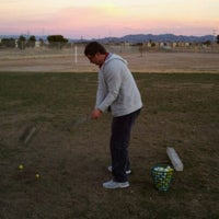 Photo taken at Desert Rose Golf Course by Kevin F. on 1/26/2012