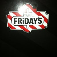 Photo taken at TGI Fridays by Loren P. on 12/12/2011