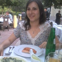 Photo taken at Marcini Pasta e Mare by Paulina V. on 1/4/2012