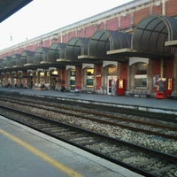 Photo taken at Gare SNCF de Toulon by Yves M. on 11/12/2011