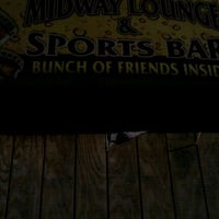Photo taken at Hump's Midway Lounge by Mike D. on 12/11/2011