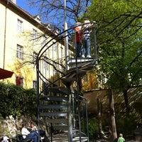 Photo taken at Augustinerplatz by Markus H. on 4/8/2011