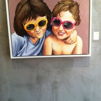 Photo taken at ArtZone 461 Gallery by Claire D. on 4/7/2012