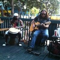 Photo taken at South Shore Tiki Lounge by John P. on 9/18/2011
