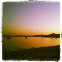 Photo taken at Golfo Aranci by Davide R. on 8/18/2012